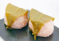 季節のスイーツレシピ 桜餅