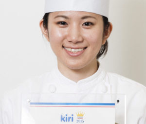 ホテルグランヴィア大阪 調理部ベーカー勤務の藤野みさとさん