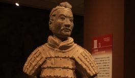 永遠を夢見た「軍団」が大阪に 特別展「始皇帝と兵馬俑」が開幕 内覧会をリポート