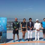 あべのハルカスで階段垂直マラソン 「Vertical World Circuit」 世界級の大会が12月初めて大阪に