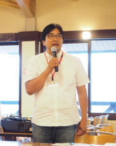 「六甲山全体が1つのミュージアムとして認知されるようになってきました」と坂本浩章・総合ディレクター
