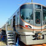 【JR大阪駅】細かな気配りで街に新しいドラマを 大阪環状線に新型車両323系が登場