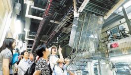 3月25日(土)朝日新聞大阪工場で「春休み親子土曜見学会」 参加する小学生以上の子どもと家族を募集中 応募はハガキで3月14日(火)必着