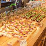 燻製でまちの魅力を発信 富山県朝日町 試食イベントを機に大阪でもPR強化へ