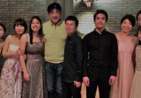 かけがえのない青春の輝きに間近に出会えたPAC「卒業感謝音楽祭」 ファンの会が企画、佐渡芸術監督サプライズで客席に