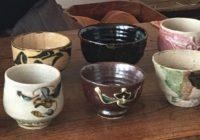 河井寬次郎の名器を使って茶話会 6月3日(土)4日(日) 京都・祇園のギャラリーで