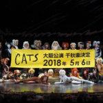 劇団四季ミュージカル「キャッツ」 大阪公演は来年5月千秋楽へ タイガース優勝も招くか!?