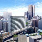 阪神電鉄+JR西日本が初タッグ!? 大阪・福島で複合ビル共同開発 2019年春にホテルなど