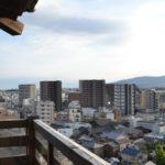 池田市の高台に城…?櫓(やぐら)…?<br />駅から徒歩約15分の絶景スポットに突撃!