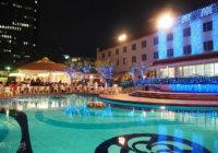 星空の下、プールサイドで乾杯しよう!時間無制限で 食べ放題&飲み放題の千里阪急ホテル「ビアガーデン」9月30日(土)まで