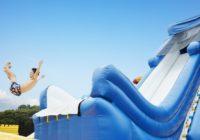 今年はブーメンスライダーが新登場! 大阪城ウォーターパーク 7月15日(土)~8月31日(木)