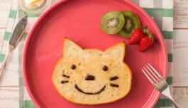 夏の手土産にいかが? 大人気「いろねこ食パン」に新しい仲間が登場! 大坂新阪急ホテル ベーカリー&カフェ ブルージンで販売中