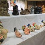 全国から「えびすさま」が約100点 <br />西宮神社で8月末まで「お顔・おすがた展」