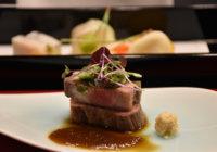 和食と米国ビーフ&ポークが融合 太閤園 築100年の邸宅で創作会席