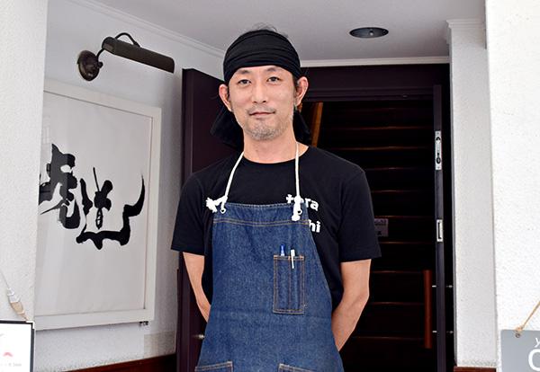 オーナーの大澤知基さん