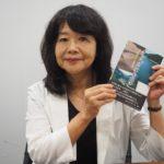 半世紀に及んだ奈良・川上村の大滝ダム建設をめぐる人々の声を今夏、本にまとめた浅野詠子さん