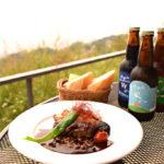 山上のテラスで、絶景を見ながら地ビールを<br/>【六甲ガーデンテラス グラニットカフェ】神戸市灘区