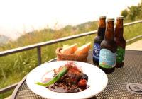 山上のテラスで、絶景を見ながら地ビールを【六甲ガーデンテラス グラニットカフェ】神戸市灘区