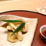 真冬に出合った新鮮な筍と熊肉に舌鼓<br/>【是しん】大阪市