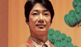 野村萬斎 内なる充実へ  信頼と葛藤に挑む井上ひさしの名作「シャンハイムーン」に来年3月主演