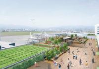伊丹空港が初の大規模リニューアル4月18日(水)先行オープン 飲食店充実 移動も快適に