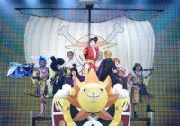 4月、麦わらの一味が再び大阪松竹座で大暴れ! 4パターンの配役も発表され期待高まる