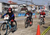 本格レーサーからキッズまで大歓迎! 3月24日(土)川西で自転車レース