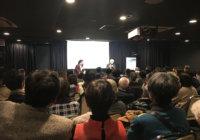 小笠原望のドキュメンタリー映画「四万十~いのちの仕舞い~」 トークショー
