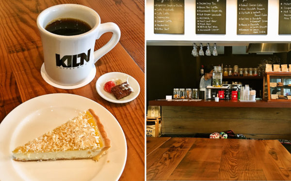 Kiln coffee shop