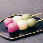 親子で作る季節の簡単料理レシピ「豆腐を使って作る「三色団子」」