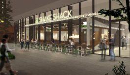 NY発のバーガーレストラン「Shake Shack」 6月1日(金) 新装・阪神梅田本店にオープン