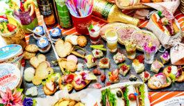 限定ジャンボデザートが登場! GWはウェスティンホテル大阪の野菜づくしブッフェを家族みんなで楽しもう!