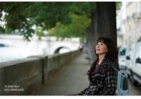 山下郁夫写真展「Portrait」パリ在住 女優・デザイナーらの人生写す