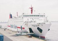 新名所とグルメ 寝ている間に韓国・釜山へ~大阪から「パンスタードリーム」で船の旅~