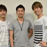 結成10周年の音楽ユニットTSUKEMEN 記念のライブを兵庫・大阪で開催 3人が語る「今まで」と「これから」