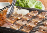焼き焼き食べるサムギョプサルでスタミナアップ!【URIZIP】西宮市・門戸厄神