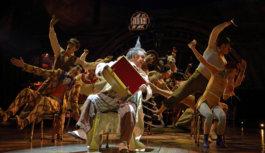 シルクが贈る日本公演最新作「キュリオス」、大阪・中之島に上陸! 追加公演も決定 11月4日(日)まで