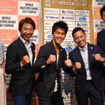 ワールドマスターズゲームズ2021関西<br />開催1000日前で決起大会 福井県も大会に加わる