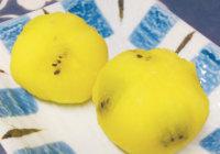 旬の食材を使った簡単料理レシピサツマイモの「きらきら茶巾しぼり」