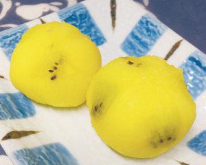 サツマイモのきらきら茶巾しぼり