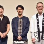 東広島・西条 日本酒の魅力感じて<br />映画「恋のしずく」 大阪で特別試写会 JR西日本は連携キャンペーンも