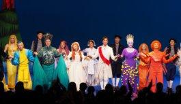 待望の大阪公演が開幕! すべてのシーンが観客を魅了する劇団四季とディズニーの話題作『リトルマーメイド』