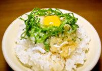 旬の食材を使った簡単料理レシピ「薬味たっぷりおろしめし」