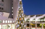 ドイツ・クリスマスマーケット大阪2018 梅田スカイビルで今年も 初日11月16日(金)は点灯式を開催