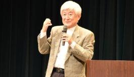 第6回いのちのセミナー開催 四万十市の医師 小笠原望さん「いのちの仕舞いを支えるプロデューサーに」