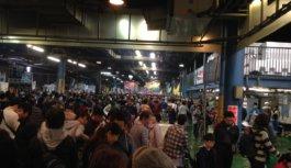 【終了】年に一度の大にぎわい~11/11(日)午前中は大阪府中央卸売市場「開場40周年記念市場まつり」へ