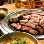 発酵熟成させたイベリコ豚にCASSビール<br/>【돝고기506/トッコギ506】韓国・ソウル