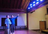 【終了】LEDで再現した日の光の移ろいとともに味わう五番立能「神・男・女・狂・鬼」12/16(日)山本能楽堂