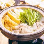 旬の食材を使った簡単料理レシピ<br/>「水菜と豚肉のはりはり鍋」