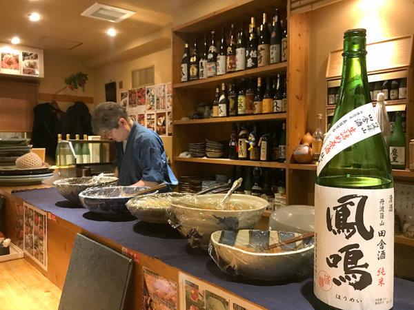 鳳鳴・生詰純米原酒